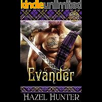 Evander (Immortal Highlander Book 3): A Scottish Time Travel Romance