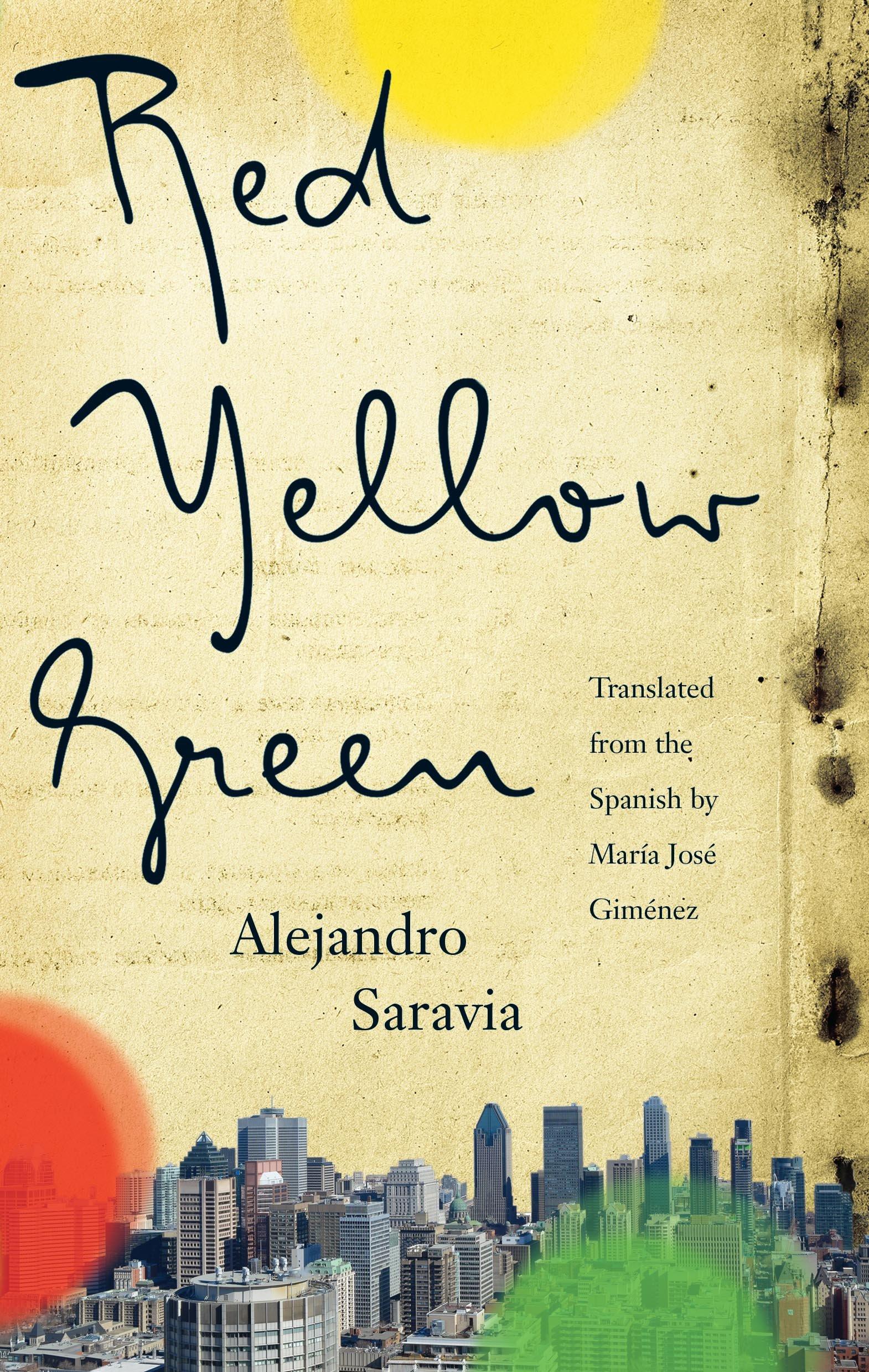 Red, Yellow, Green (Biblioasis International Translation Series) pdf
