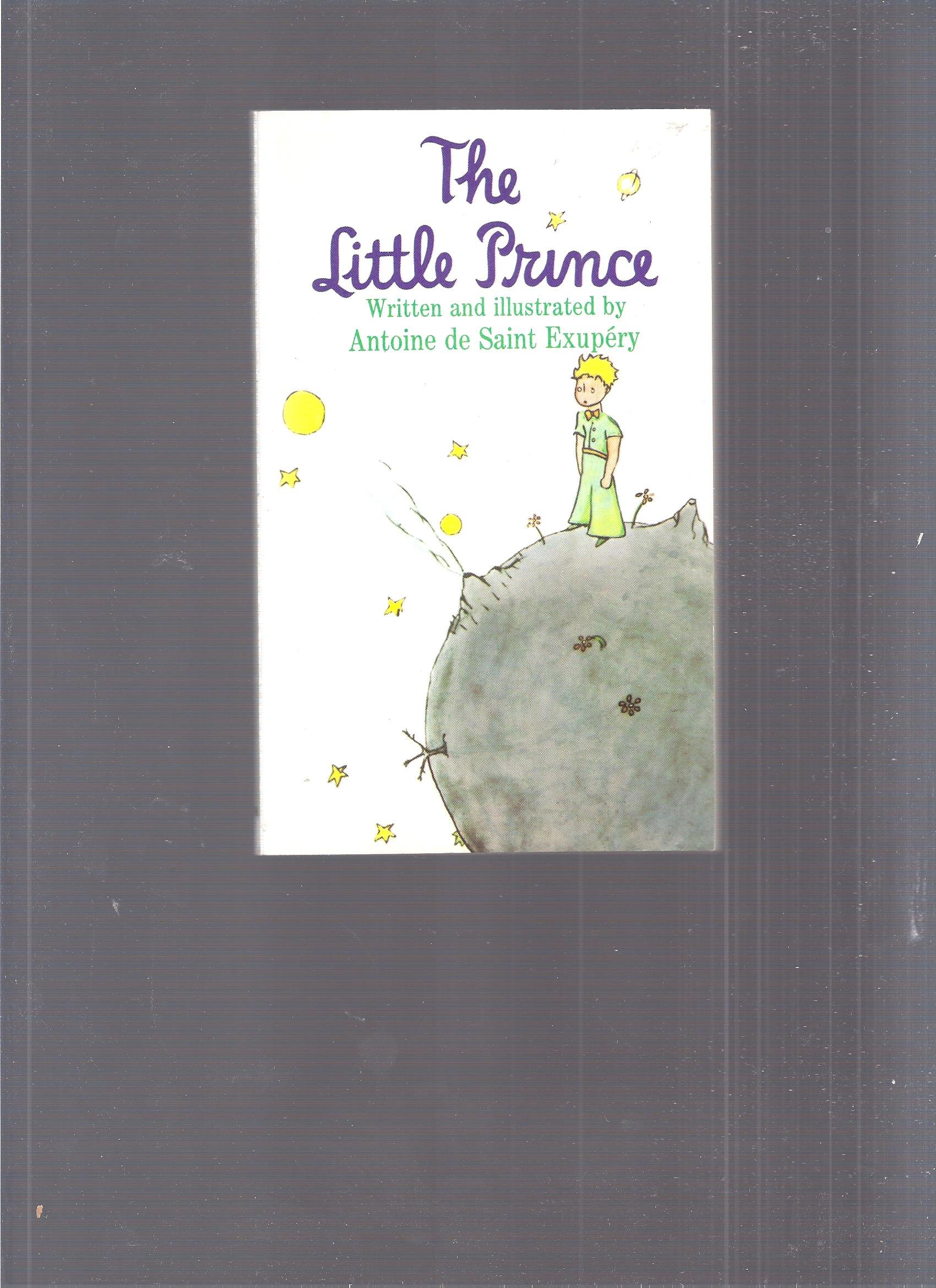 the little prince antoine de saint exupery amazon the little prince antoine de saint exupery 9780590129275 com books