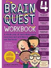 Brain Quest Workbook: Grade 4