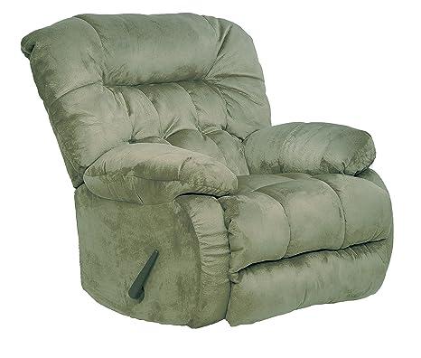 Outstanding Catnapper 45175222015 Teddy Bear Chaise Swivel Glider Recliner Sage Creativecarmelina Interior Chair Design Creativecarmelinacom