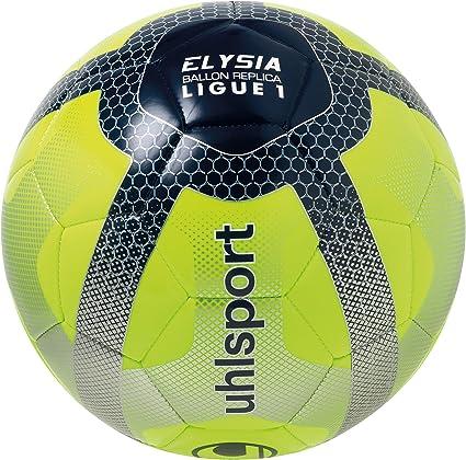 uhlsport Elysia Replica Balones de Fútbol, Unisex, Amarillo (Fluor ...