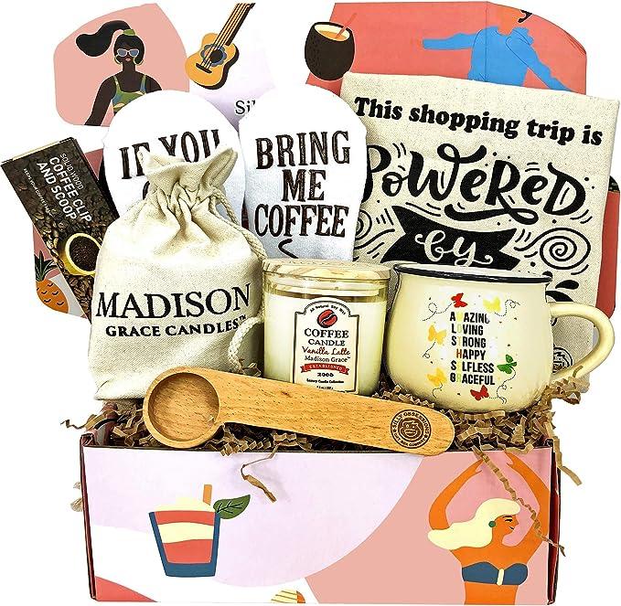 Amazon.com: Caja de regalo para madre de Silly Obsessions ...