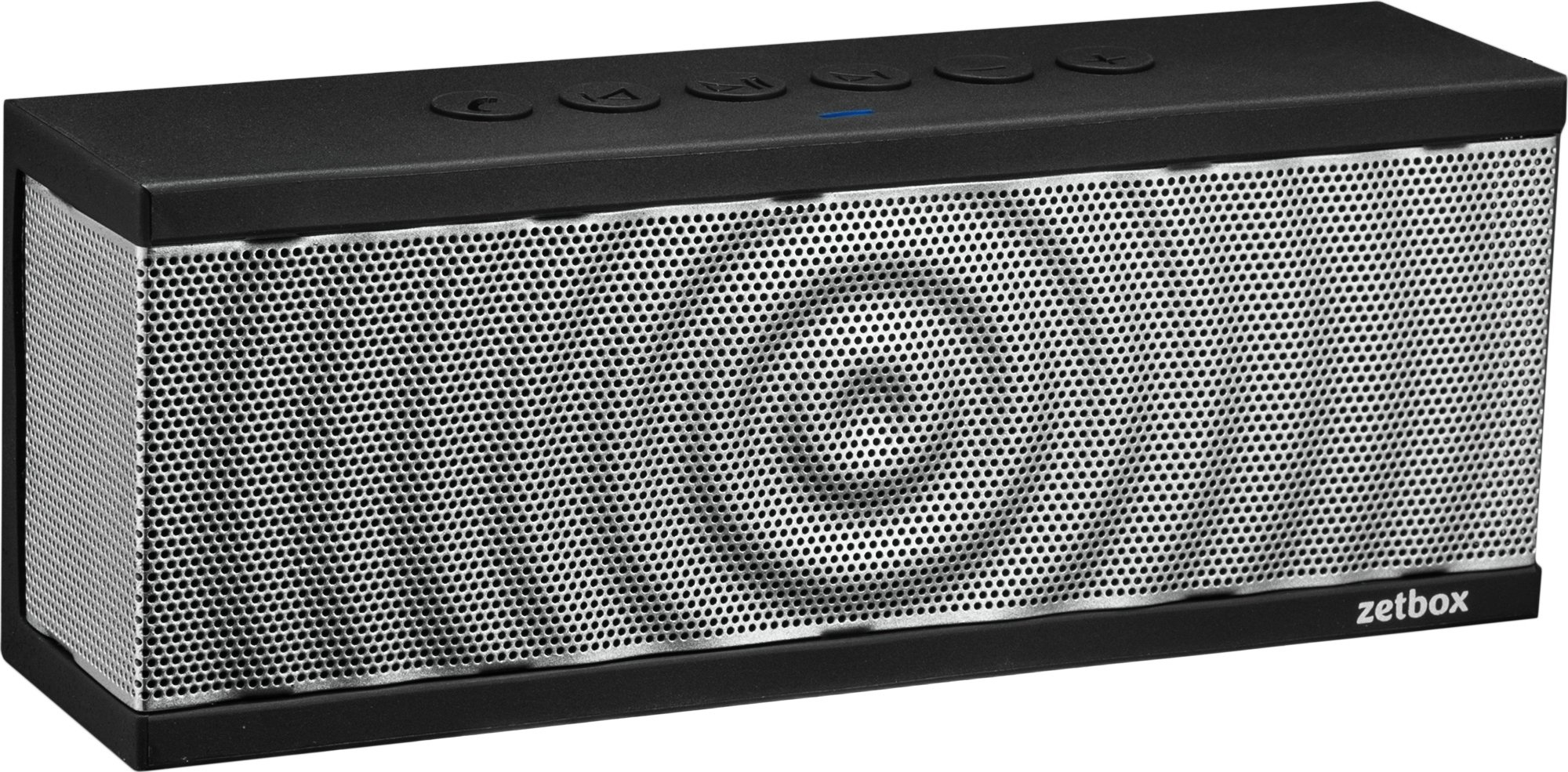 Bluetooth Speaker with Built-in Mic, Portable Wireless Loud.