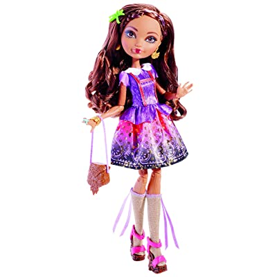 Ever After High Cedar Wood Doll: Toys & Games