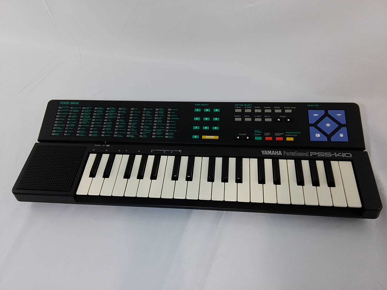 Yamaha PSS-140 Portasound 37-key teclado electrónico
