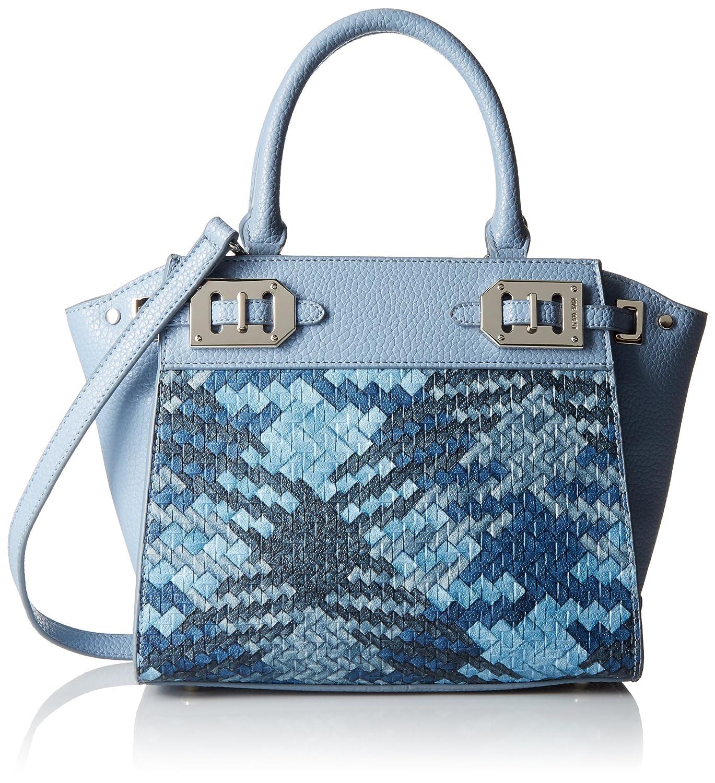 Nine West ナインウエスト バッグ バック レディース ショルダーバッグ Gleam Team Mini Satchel Bag B01FTSPDL8River Blue