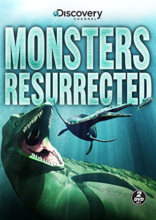 Amazoncom Monsters Resurrected Discovery Channel Movies Tv