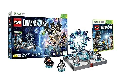 41 opinioni per Lego Dimensions Starter Pack- Xbox 360