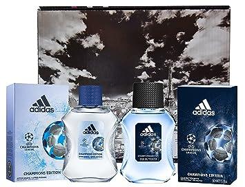 Adidas Champions League - Estuche para hombre que incluye ...