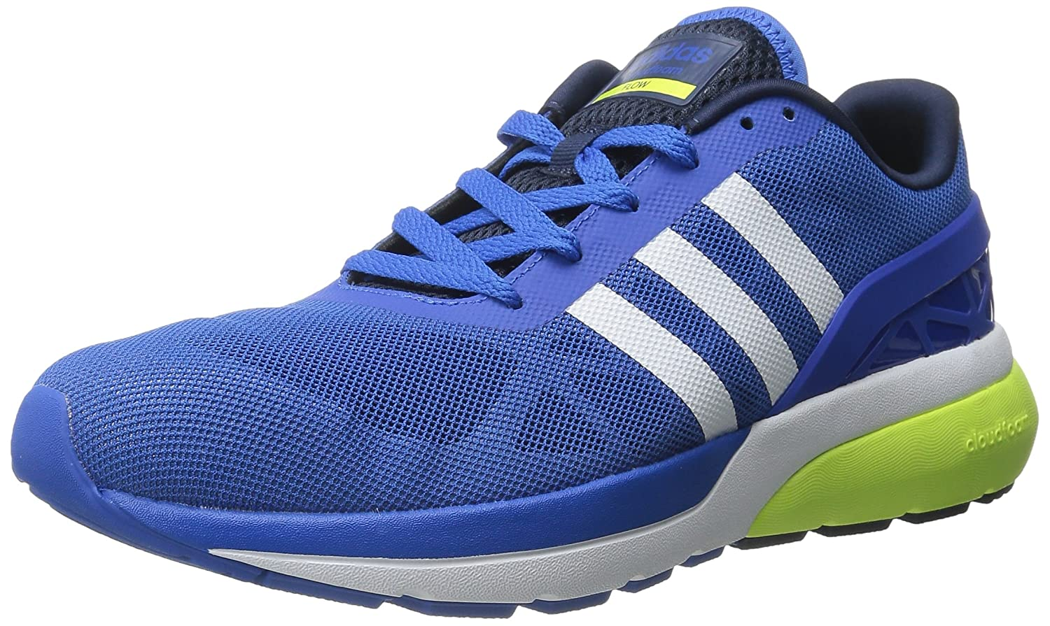 finest selection 6a54e bf552 Amazon.com   adidas NEO Men s Cloudfoam Flow Shoe   Road Running