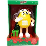 M&M's Limited Edition 2016 Yellow Character Dispenser with Lights & Sounds