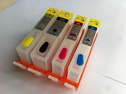 hemei @ h-364 vacíos recargables tinta cartucho de tinta para HP ...