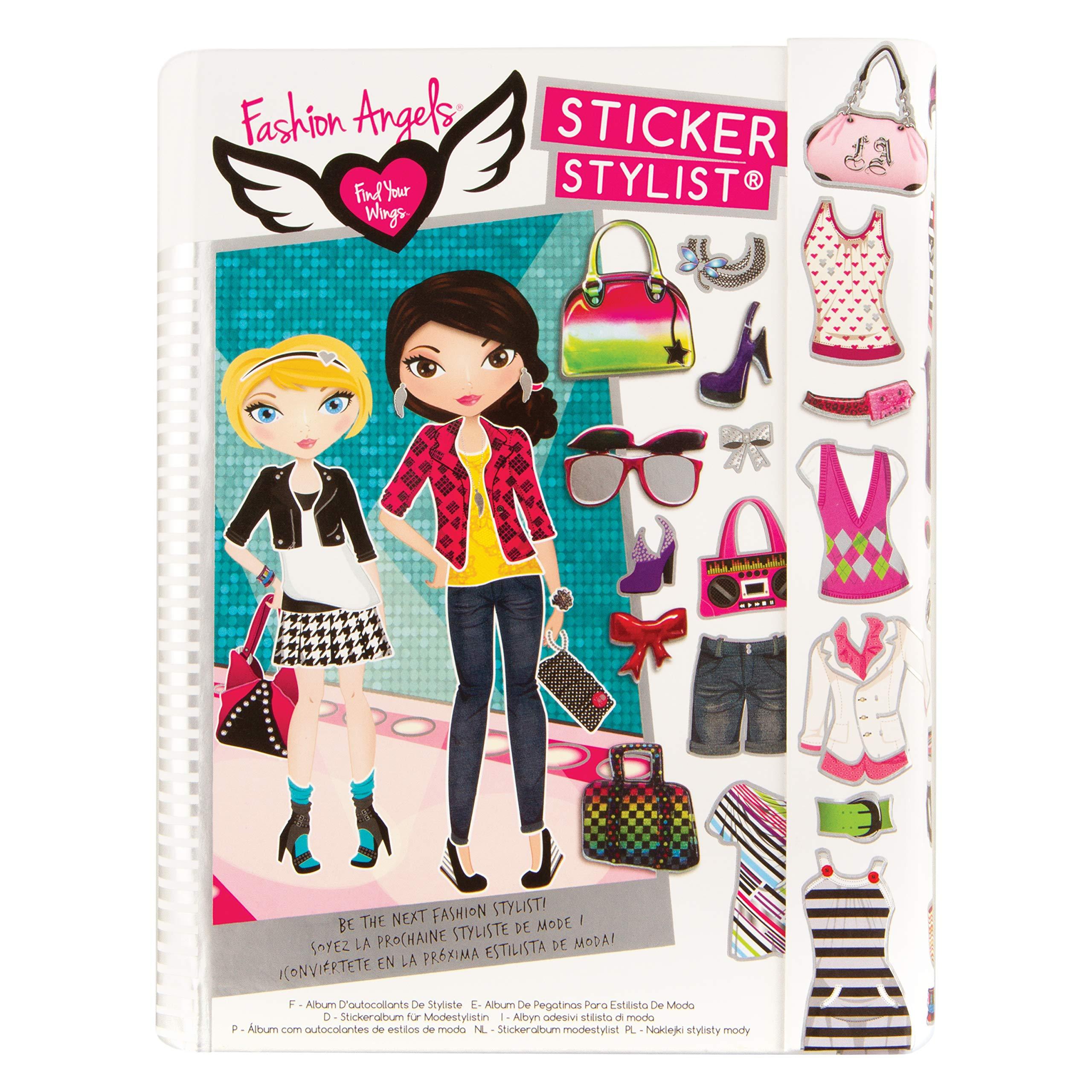 Fashion Angels Sticker Stylist