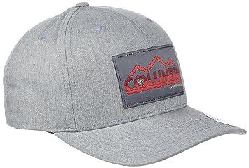 Columbia Gorra, Trail Essential, Unisex, Charcoal Hthr Columbia Peak, O/S, CU0015: Amazon.es: Deportes y aire libre