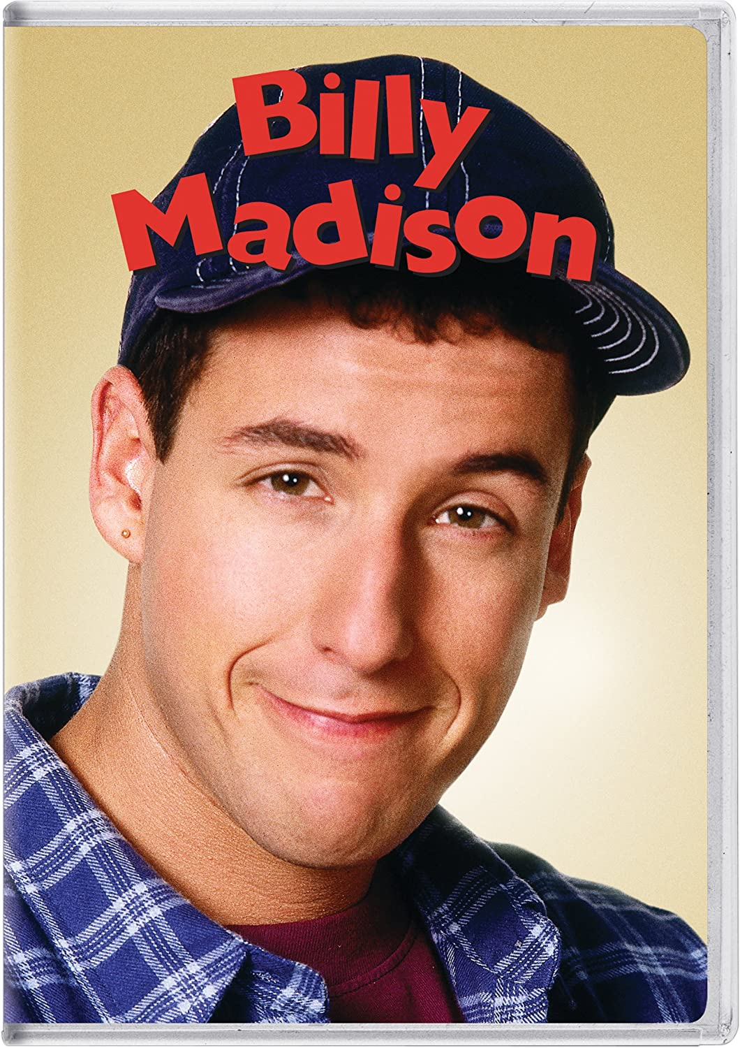 billy madison blu-ray