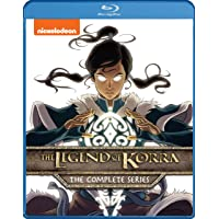 Deals on Legend of Korra: The Complete Series Blu-ray