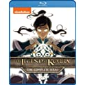 Legend of Korra: Complete Series on Blu-ray