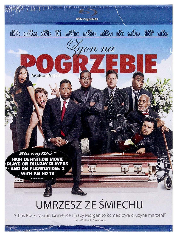 Death at a Funeral Blu-Ray Region Free IMPORT No hay versión ...
