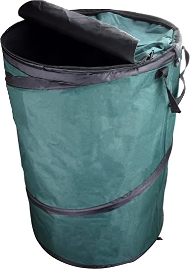 Fling Bin Pop Up Fun Christmas Rubbish Bag Disposal