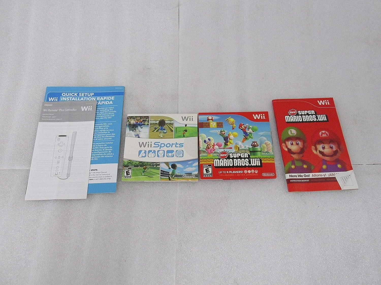 Amazon.com: Wii Hardware Bundle - Red: Nintendo Wii: Video Games
