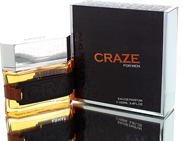Armaf Craze For Men Eau de Parfum, 100 ml: Amazon.es: Belleza