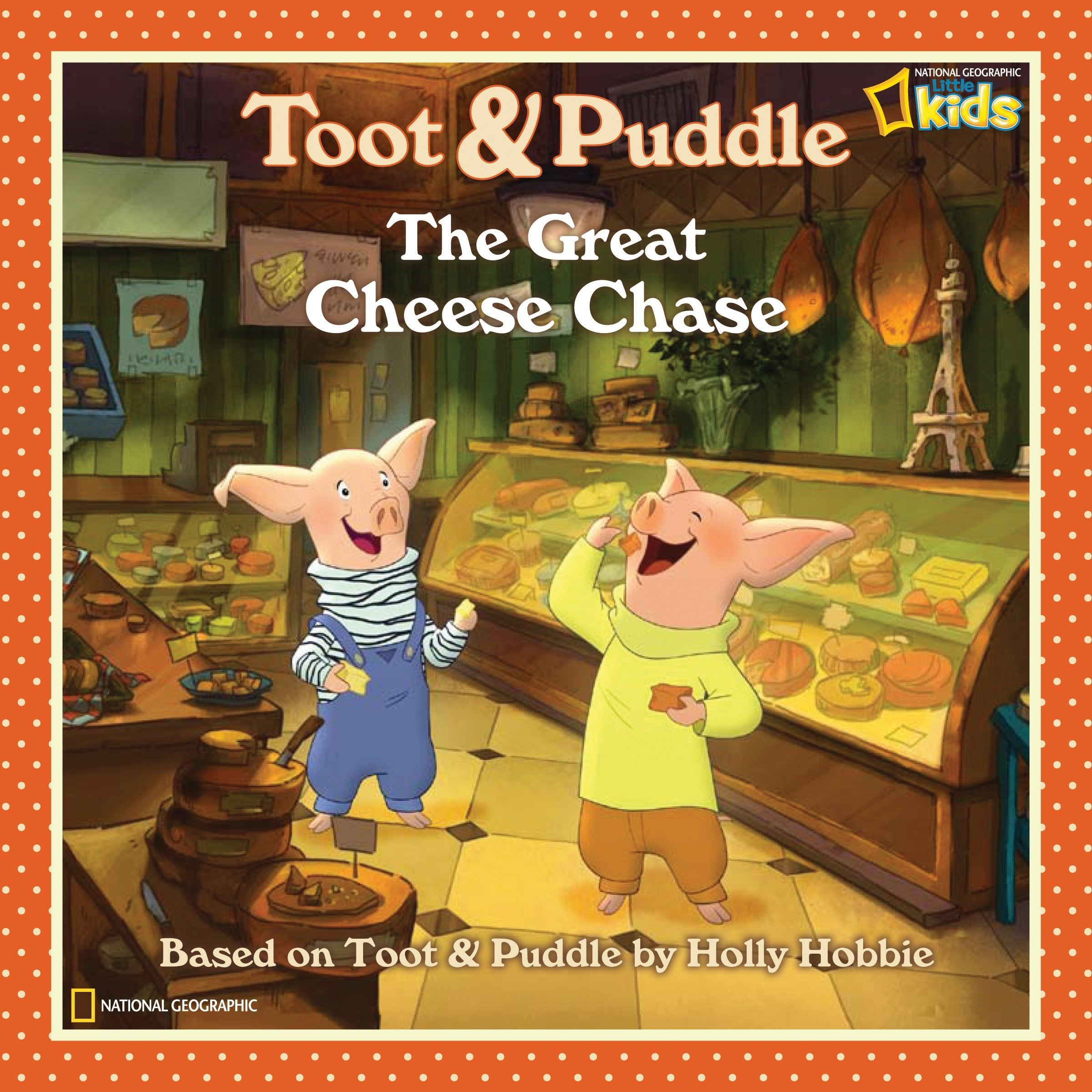Download The Great Cheese Chase pdf