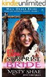 Mail Order Bride: Eden - Surprise Bride (Young Love Historical Romance Vol.II Book 9)
