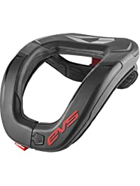 EVS Sports R4 Race Collar (Black, Adult)