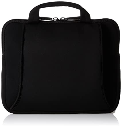 Amazon.com  AmazonBasics iPad Air and Netbook Bag with Handle Fits 7 to  10-Inch Tablets (Black)  Computers   Accessories f4ba1361463ac