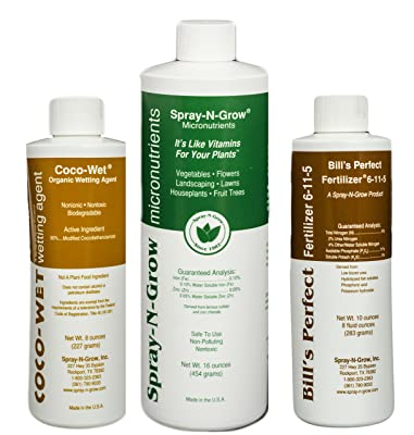 Spray-N-Grow SMPERFECT The Perfect Blend Kit, Small