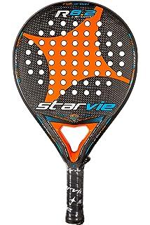 StarVie R 8.2 Carbon 2016 Pala de pádel, Unisex Adulto, Naranja, Talla Única