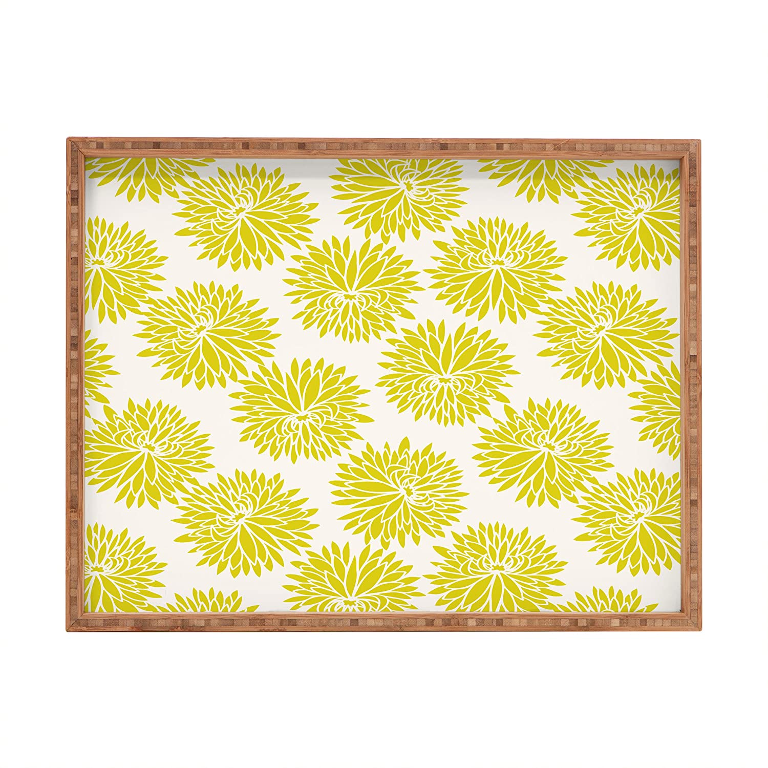 Deny Designs Khristian A Howell High Society Indoor//Outdoor Rectangular Tray 17 x 22.5