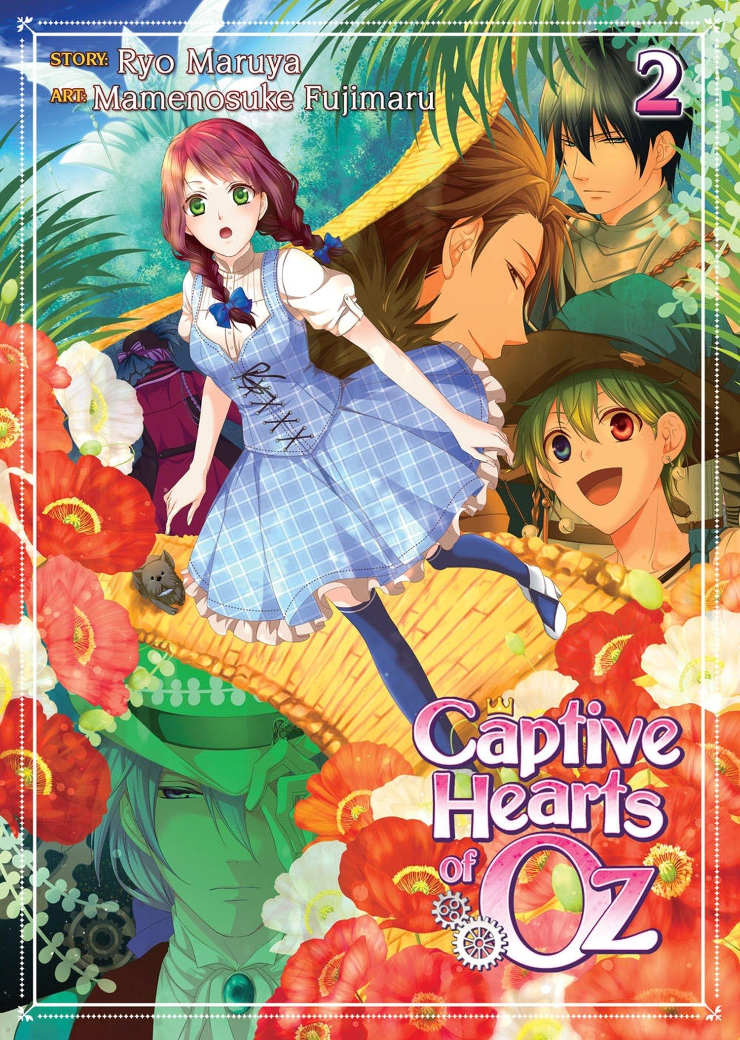 Amazon.com: Captive Hearts of Oz Vol. 2 (9781626925083): Ryo Maruya,  Mamenosuke Fujimaru: Books