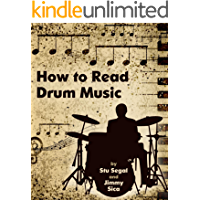 How To Read Drum Music book cover