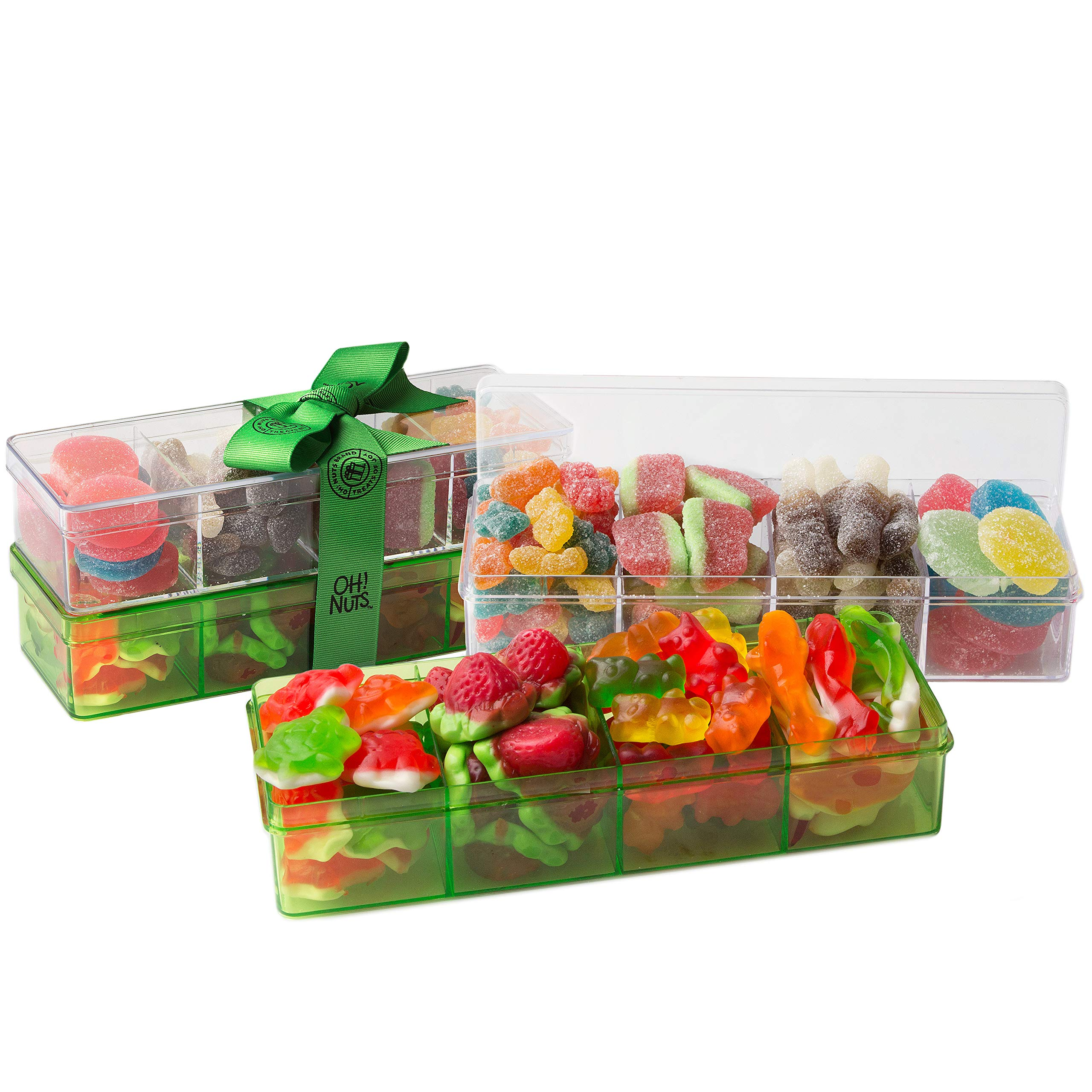 Kosher Camp Packages and Gifts - Kosher Snack and Kosher Candy - Oh! Nuts (Ultra Catch Discs Kids Gift)
