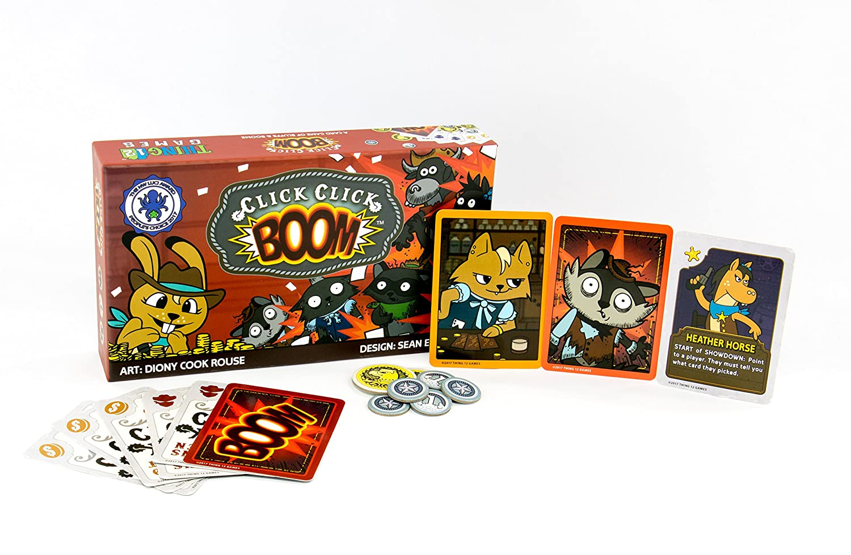 Click Click Boom Thing 12 Games