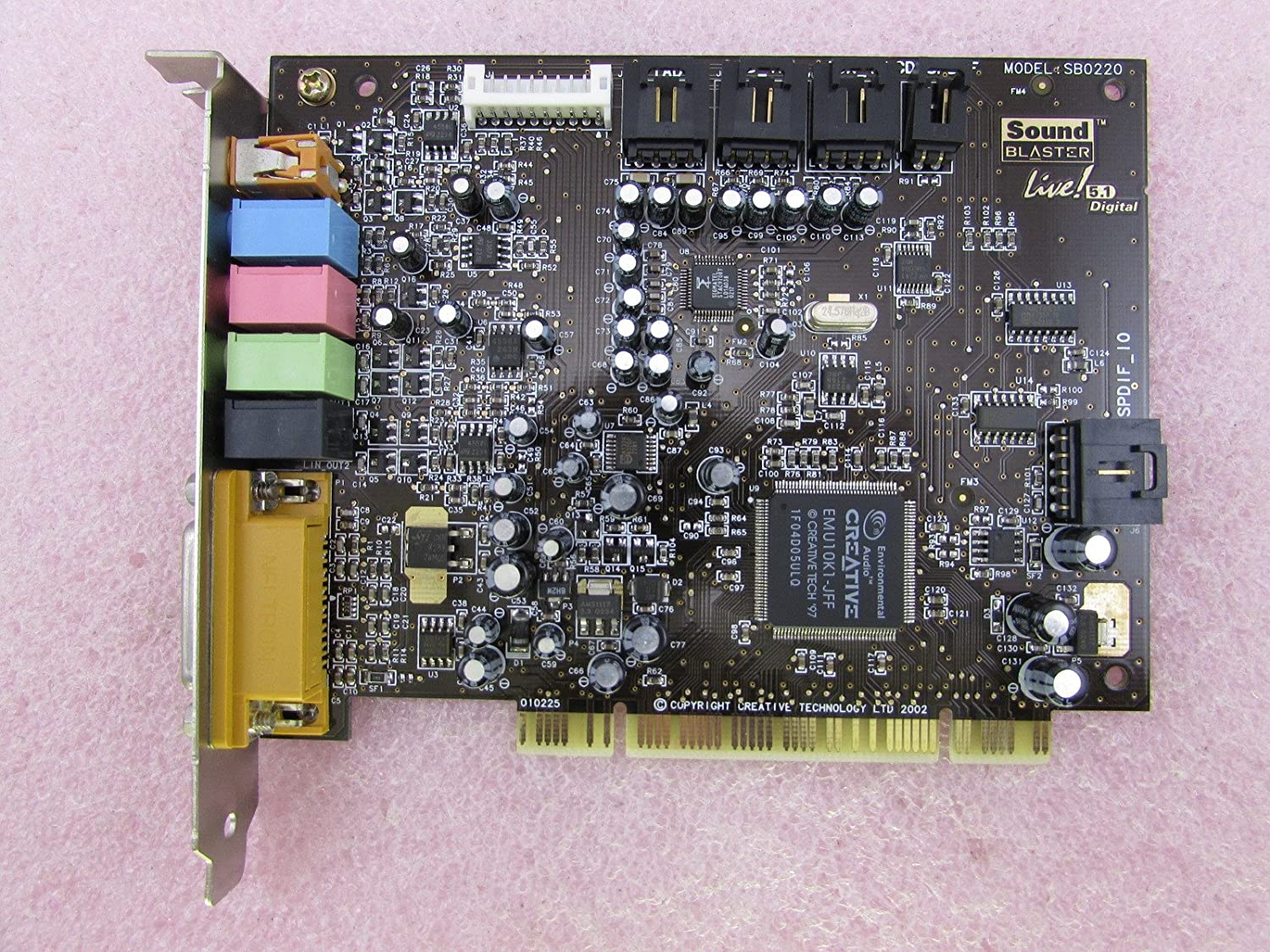 SOUND BLASTER MODEL SB0220 DRIVER FOR MAC