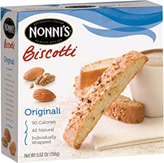 product image for Nonni's Biscotti Originali, 5.52-Ounce Boxes (Pack of 6)