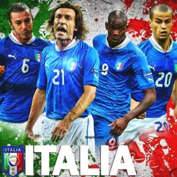 new arrival 28c11 affe9 Amazon.com: Italy National Football Team HD Wallpapers ...