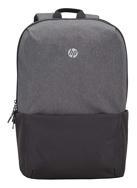 HP Titanium 15.6 inch Topload Laptop Backpack  Grey  Laptop Backpacks