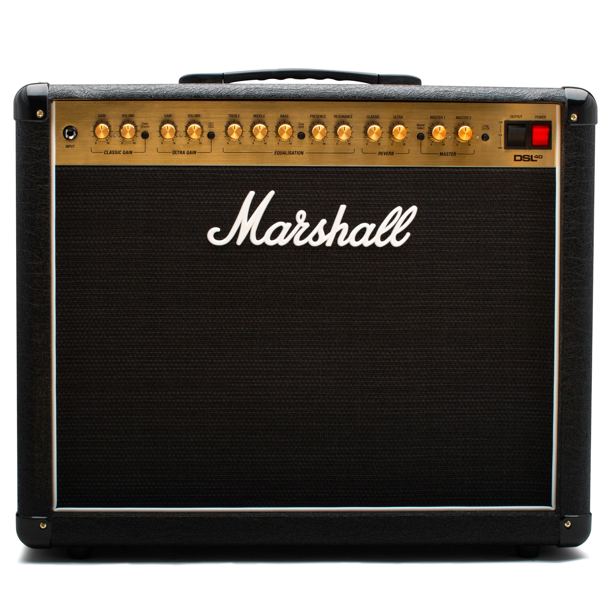 Marshall Amps M-DSL40CR-U Guitar Combo Amplifier