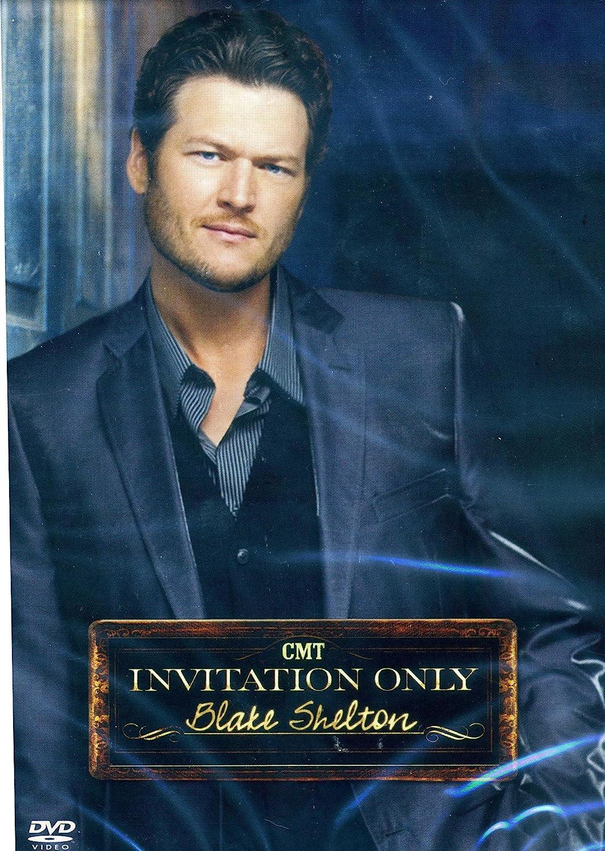Amazon cmt invitation only blake shelton movies tv stopboris Images