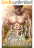Savage Kiss: BBW Paranormal Shape Shifter Romance (Savage Shifters Book 2)