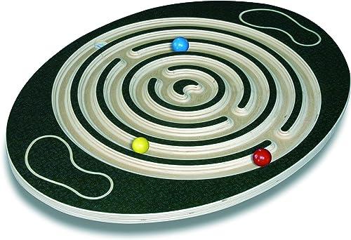 Challenge and Fun Labyrinth Balance Board
