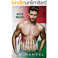 The Italian (Men of the World Book 3) book cover