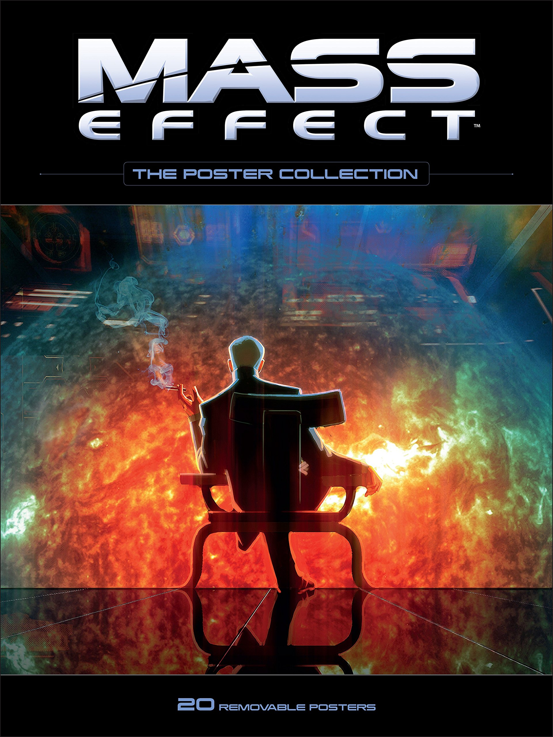 Mass Effect-The Poster Collection by Not Available (NA)