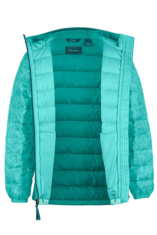 Marmot Nika Girls Down Puffer Jacket Fill Power 550