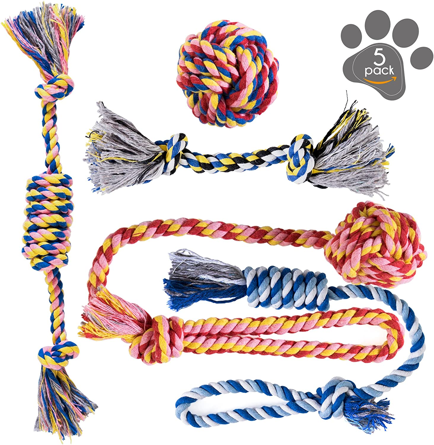 Pets&Goods Dog Rope Chew Toy Review