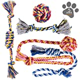 Dog Toys - Dog Chew Toys - Puppy Teething Toys- Puppy Chew Toys - Rope Dog Toy - Puppy Toys - Small Dog Toys - Chew Toys…